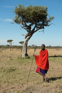 Maasai Mara – People