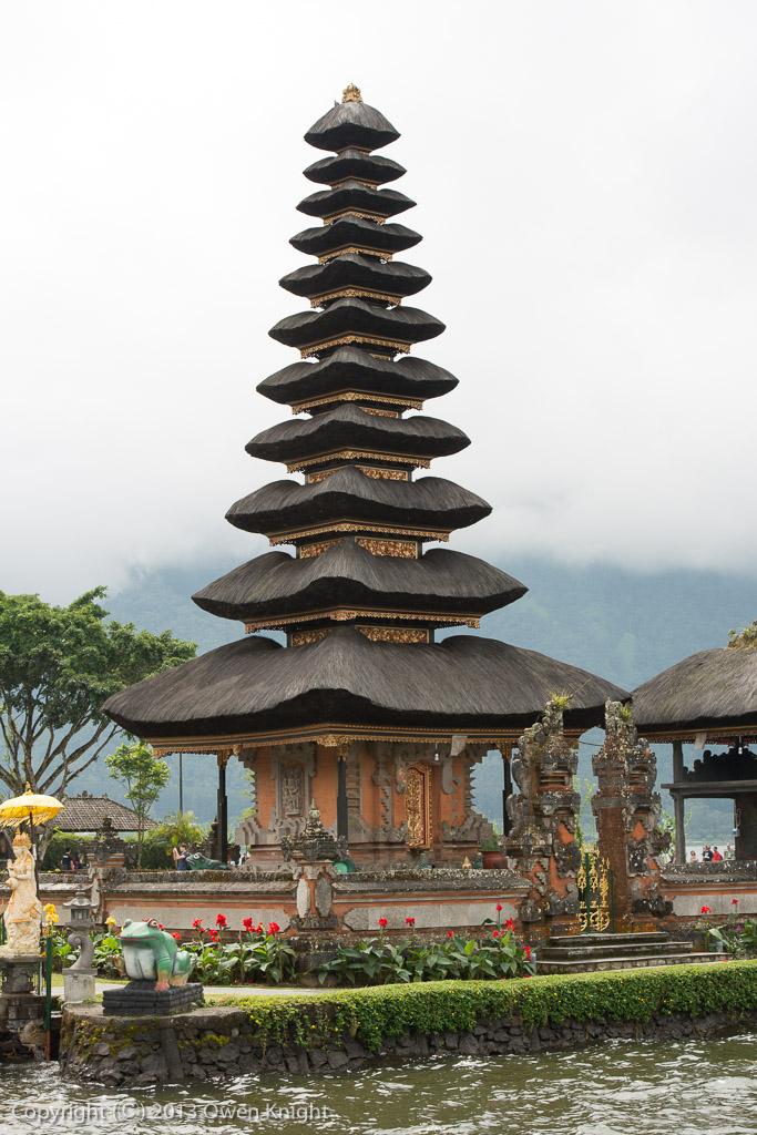 Bali: Pura Ulun Danu Bratan
