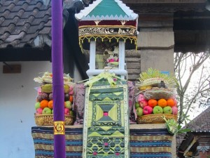 Galungan: when Balinese Ancestors Return to Earth