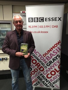 The Invisible College Trilogy: BBC Essex Interview 22nd January