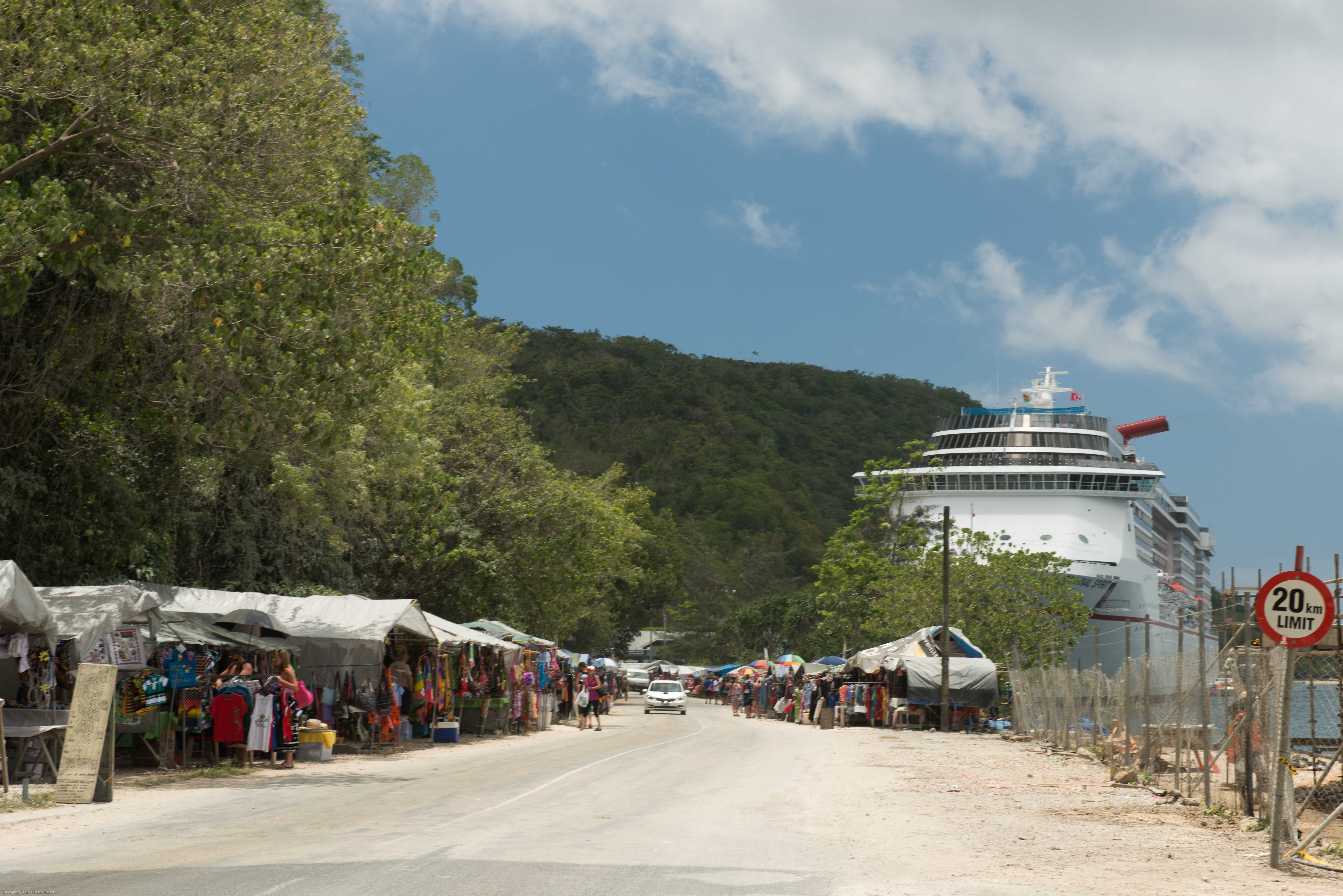 Scenes from Daily Life: Port Vila, Vanuatu
