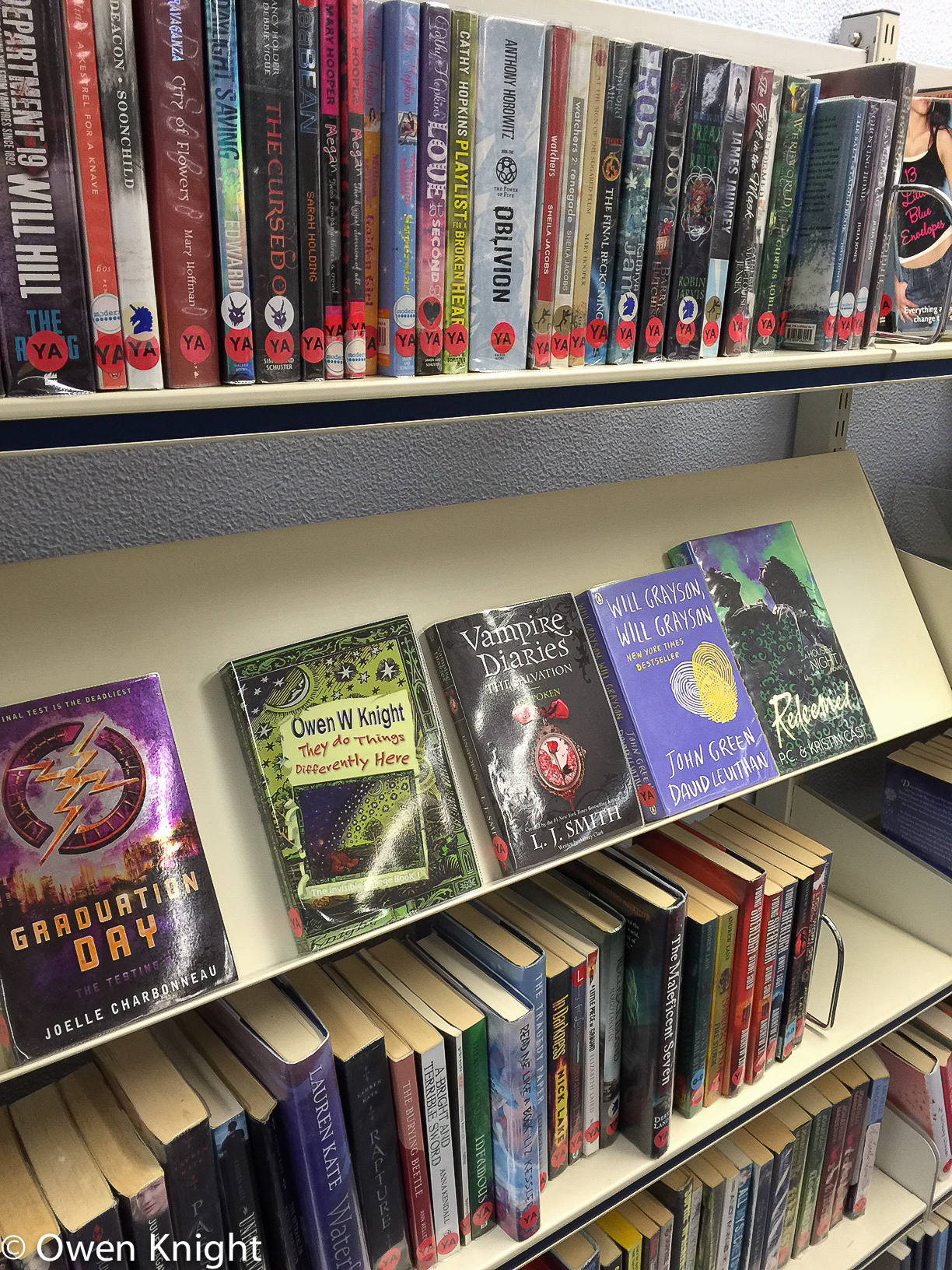 The Invisible College Trilogy: Stocked by Chelmsford Library
