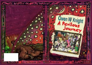 A Perilous Journey, Book 3 of The Invisible College Trilogy, Published