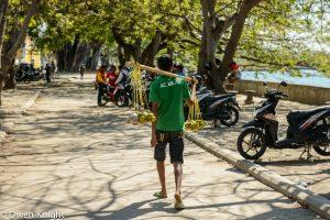 Street Traders, Dili, Timor Leste