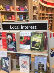 The Invisible College Trilogy Stocked at Foyles, Chelmsford