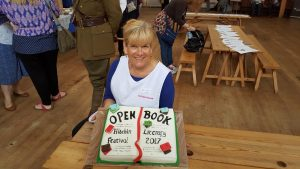 First Hitchin OpenBook Festival an Amazing Success