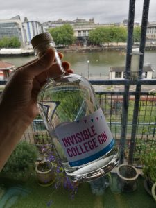 Invisible College Gin Now Available!