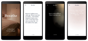 Ambient Literature – The Route to a New Reading Experience?