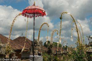 Galungan and Kuningan Celebrations, Bali 2018