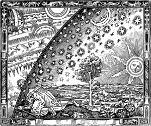 The Flammarion Engraving: Inspiration for The Invisible College Trilogy Covers