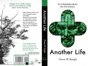 Another Life: Final Cover Design