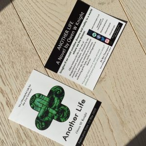 …And Here Are The Publicity Postcards