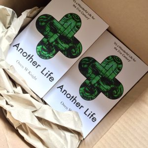Advance Review Copies of 'Another Life' Have Arrived
